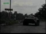 Абхазская война.